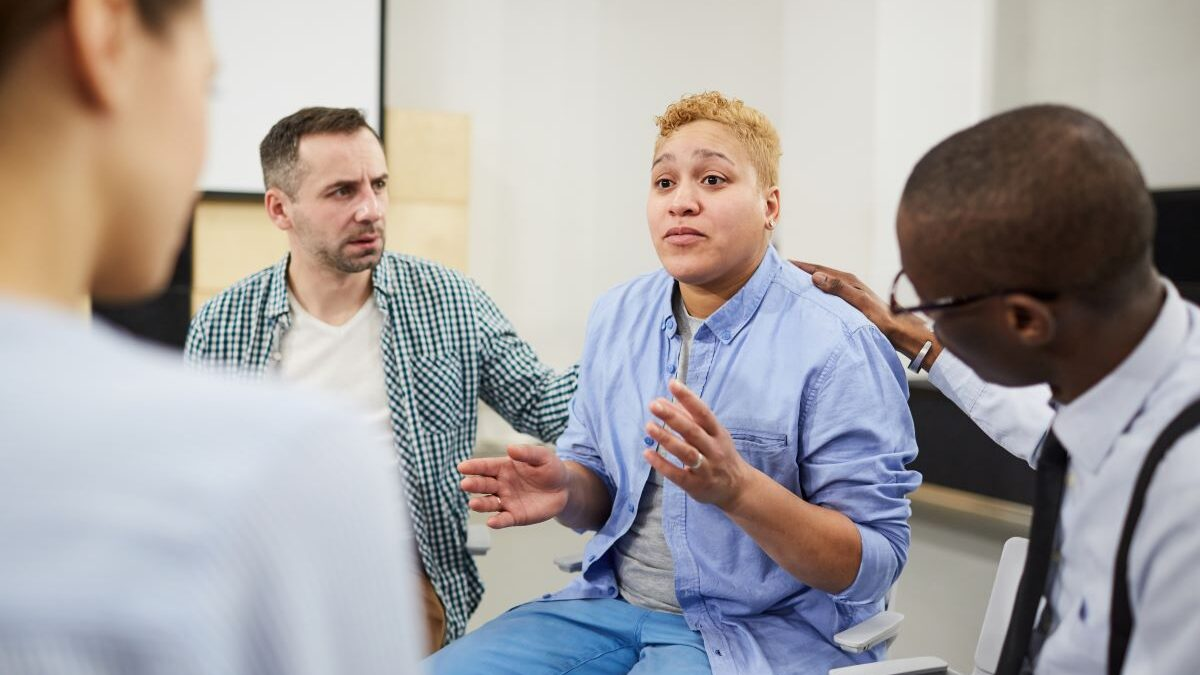 Mental Awareness, Group therapy, Mental Illness, Minority, Treatment